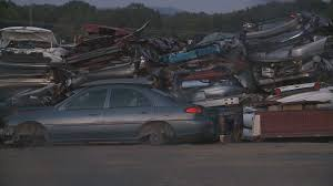 auto junkyard network new info 2 bodies found crushed in ark salvage yard thv11 com