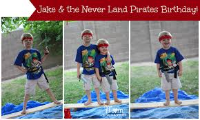 jake land pirates birthday party