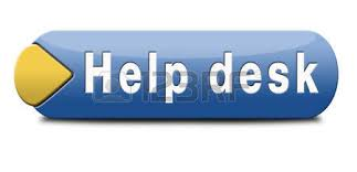 Customer Service Desk Support Desk Icon Or Help Desk Button Technical Assitance And