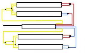 t8 ballast wiring diagram instant start ballast wiring diagram