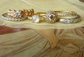 unique gold engagement rings unique engagement rings wedding bands from etsy yellow gold and