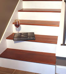 remodel with prefinished stair treads how to