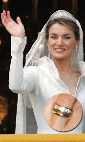 royal wedding ring royal wedding rings kate middleton letizia princess sofia