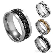 fashion mens rings images Fashion men 39 s ring the punk rock accessories titanium stainless jpg
