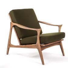 mid century modern reproduction model 711 danish lounge