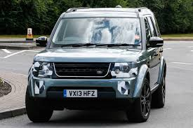 2014 Land Rover Discovery Pictures Revealed Auto Express