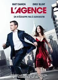 L'Agence  poster