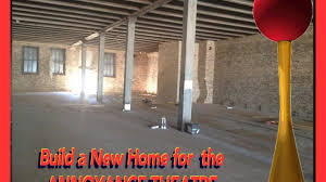 build a new home for the annoyance theatre by mick napier build a new home for the annoyance theatre
