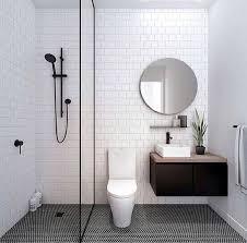 white bathroom tile ideas fancy black and white bathroom tiles in a small bathroom 21 for