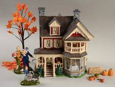 department 56 products thanksgiving at grandmother s house