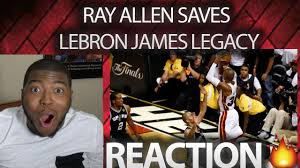 San Antonio Spurs Memes - ray allen saves lebron james legacy with a huge game tying three vs