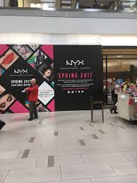 nyx store opening up in natick ma makeupaddiction