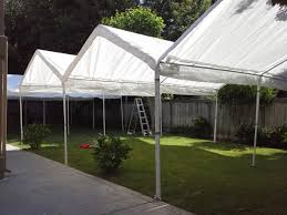 white tent rentals tents fresno party rental and supplies