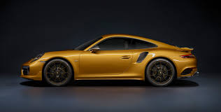 black porsche 911 turbo porsche 911 turbo s exclusive edition on sale limited to 500