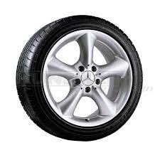 mercedes 17 inch rims 17 inch light alloy wheels adharaz slk r171 genuine mercedes