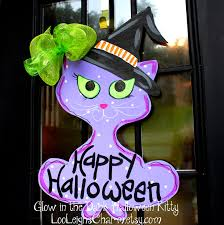 51 cat halloween door decoration 11 halloween door decorations