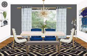 demree seymour interior designer havenly demree colleen s artsy glam dining room