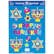 hanukkah window decorations avronforkids