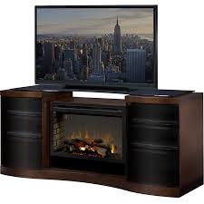 dimplex acton electric fireplace media console free shipping