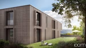 Wohnhaus 3d Visualisierung Think Architecture Ag Uitikon Wohnhaus