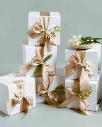 Wedding Favors 34 Festive Fall Wedding Favor Ideas Martha Stewart Weddings