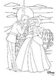 cinderella prince charming coloring 4 disney prince