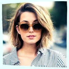 unique short hairstyles for thick hair round face short hairstyles