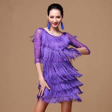women u0027s violet fuchsia royal blue black tassels middle lace