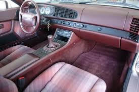 1988 porsche 944 turbo for sale 1988 porsche 944 turbo s silver with 7 000 german