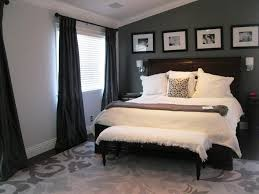 Gold And Grey Bedroom by Bedroom Grey Bedroom Ideas Lacquered Wooden Bed Dark Brown