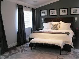 bedroom grey bedroom ideas lacquered wooden bed dark brown