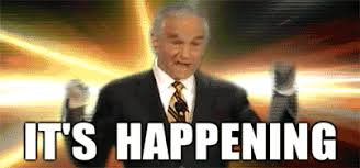 Ron Paul Meme - ron paul its happening gif 31 gif images download