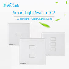 smart home automation kit broadlink s1 s1c tc2 2 wifi light