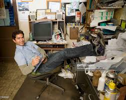 hispanic mechanic in garage office stock photo getty images