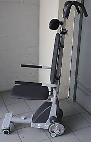 sedie per disabili per scendere scale saliscale a ruote ausili per disabili e anziani vendita