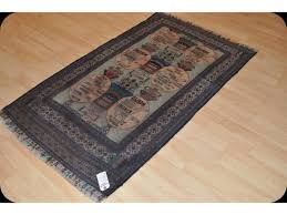 Rugs Only Afghan Large War Rug Pictorial Only 1 200 On Sale
