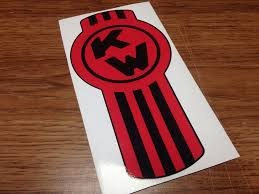 kenworth stock in stock special 1 remaining red and black kenworth emblem