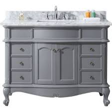 Home Depot Bathroom Vanity Cabinets by Best 25 Single Bathroom Vanity Ideas On Pinterest Small
