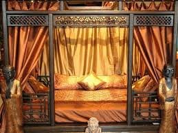 Curtains For Canopy Bed Frame California King Canopy Bed Frame Curtains Choose The California