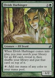 drove of elves is a really card one of my favorites in my