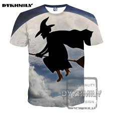 halloween plus size shirts compare prices on halloween witch shirt online shopping buy low