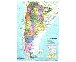 South America Map Countries Map Of South America Countries And Capitals Map Of South America