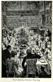 charles dickens and washington irving a tale two christmas