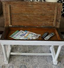 How To Repurpose Piano Benches by Re Purposing A Vintage Piano Bench