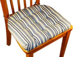 Dining Room Chair Cushions With Ties Delightful Perfect Kitchen Chair Pads Emejing Dining Room Seat