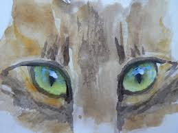the eyes have it u2013 art demo u2013 tabby cat eyes u2013 alison fennell art