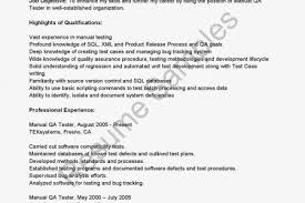 software for resume qa tester video game resume