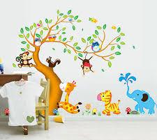 kinderzimmer wandsticker kinderzimmer wandtattoos wandbilder ebay