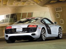 Audi R8 Silver - audi r8 v10 specs 2008 2009 2010 2011 2012 autoevolution