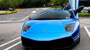 car lamborghini blue lamborghini car wallpaper hd car wallpapers